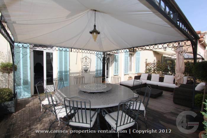 terrace rental