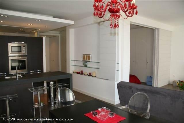 Luxury apartment on the Croisette ID:6