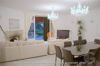 Amazing and Luxury apartment with pool for Rent in Cannes ID:167