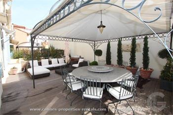 Apartment in Cannes with Terrace for Rent ID:173