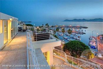 Le Romance Croisette Luxury Penthouse for Rent in  ID:169