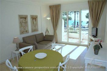 Luxury Apartment in Cannes for rent on the Croiset ID:185