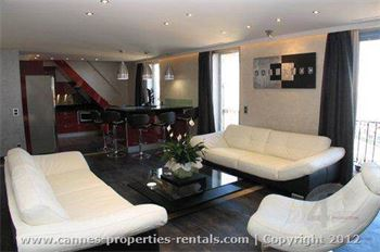 Luxurious Penthouse for Rent in Cannes ID:199
