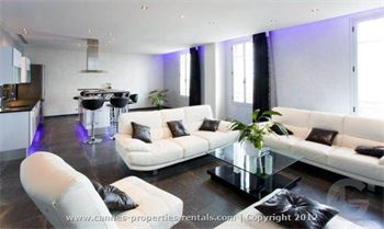 Luxurious Apartment  Rental in Cannes ID:200