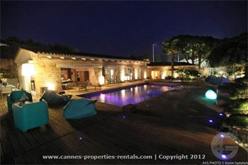 Luxury Villa for rent in Mougins ID:215