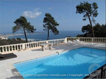 Rentals Cannes France , Luxury Villa for rent ID:210