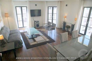 Design  Apartment  For Rent in Cannes ID:236