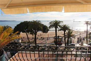 Luxury Apartment for rent on the Croisette ID:359