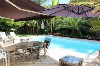 Cannes Town house for rent  ID:380