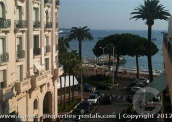 Studio Rental in Cannes Croisette ID:399