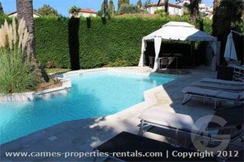 Luxurious town house in Cannes ID:408