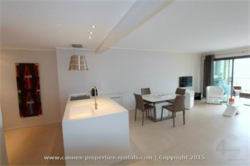 luxury Cannes apartment rental ID:427