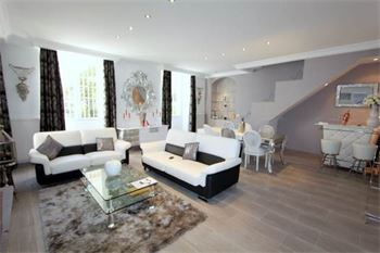 Luxurious Cannes duplex apartment near the beach ID:410