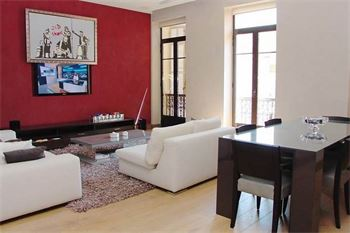 Cannes modern apartment rental center ID:477