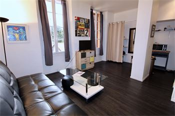 Studio in Rue d'Antibes ID : 474