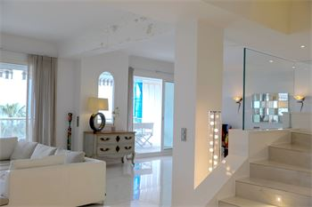 Amazing Duplex for rent in Cannes on La Croisette : ID 667