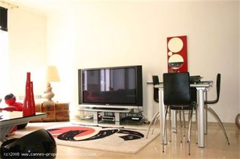 1st class one bedroom on rue d'Antibes Luxury rent ID:26