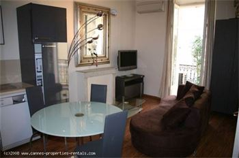 Studio near rue d'Antibes in Cannes ID:44