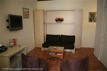 Studio near rue d'Antibes in Cannes ID:45