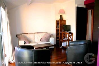 One bedroom apartment in Cannes near rue D'Antibes ID:52
