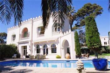 Villa The Palace between Cannes and St Tropez ID:78