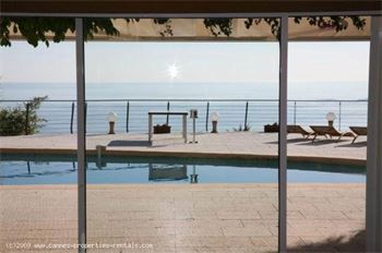 Luxury villa for rent in Cannes ID:80