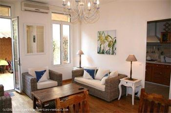 Apartment rental in Cannes ID:145