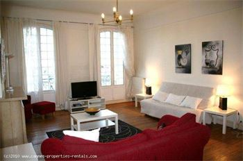 Cannes apartment rental ID:146