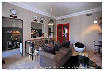 Luxury 3 bedrooms Apartment in Cannes near the Pal ID:154